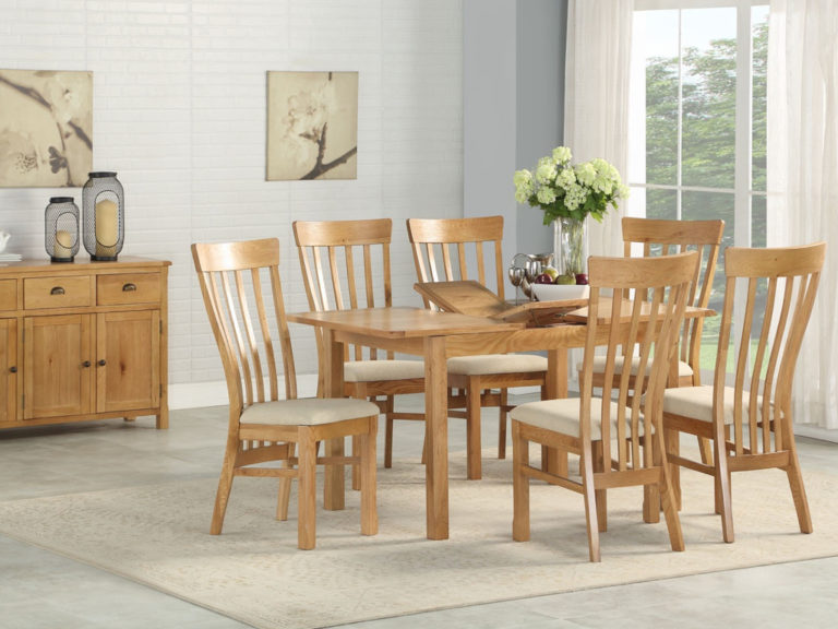 Kilmore Oak Dining Set
